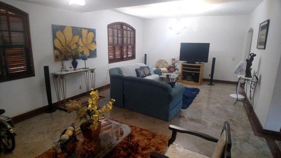Casa Em Itaipu, Niterói/rj De 320m² 5 Quartos À Venda Por R$ 650.000,00 - Ca267941