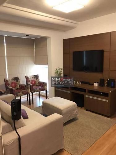 Imagem 1 de 22 de Cobertura Residencial Para Venda E Locação, Santana, São Paulo. - Co0030