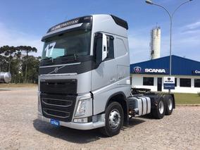 Volvo Fh 460, 6x2, I-shift, T. Alto, Ar Cond., Sjp7839