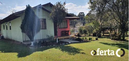 Imagem 1 de 15 de Chacara Com Casa - Formigueiro - Ref: 768 - V-768