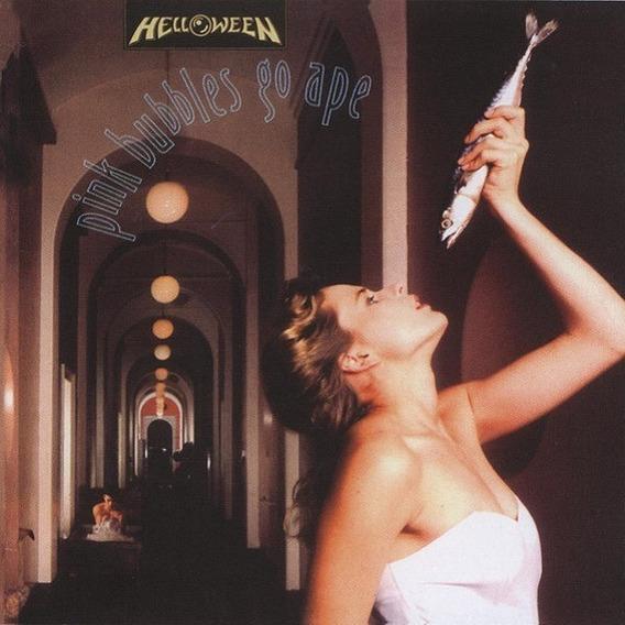 Helloween - Pink Bubbles Go Ape - Importado