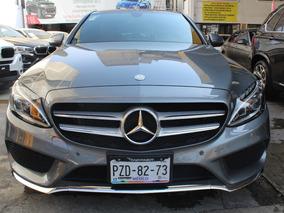 Mercedes Benz C250 Cgi Sport 2017 Con 20,350 Kilometros