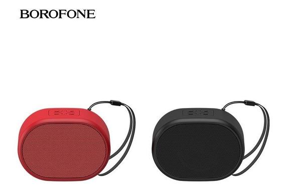Caixa Som Mini Bluetooth 5.0 Borofone Portátil Usb Sd 10h Sp
