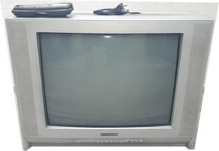 Tv Flat 21 Durabrand Funcionando