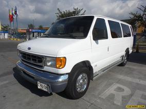 Ford Econoline E-350 Xl Sd At 5800cc