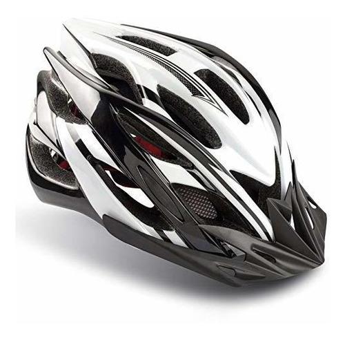 Imagen 1 de 9 de Basecamp Specialized Bike Helmet Con Luz De Seguridad, Casco