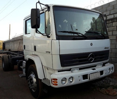 Mercedes-benz Atron 1719 Zero Km Cabine Dupla 2015