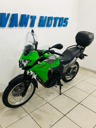 Versys-x 300 Abs 2018 Verde Impecável Manual Chave Reserva