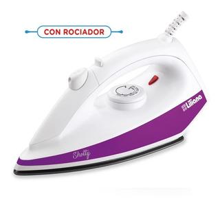 Plancha Seca Liliana Con Rociado Rps901 1100w