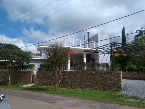 Imagem 1 de 14 de Casa De Campo Em Condomínio Fechado   Cod:1087