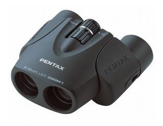 Binoculares Zoom Pentax Ucf Ii 8-16 X 21 Envio Gratis Mn4