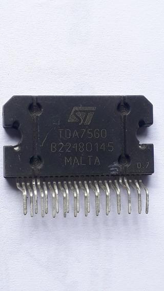 Circuito Integrado Tda 7560 = Pal007 Pa2030 32 Fret R$ 12.00