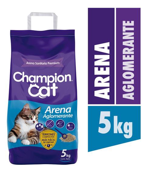 Champion Cat Arena Sanitaria Aglomerante 4x5kg