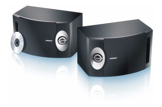 Sistema De Altavoces Bose® Direct/reflecting® 201® V Negro