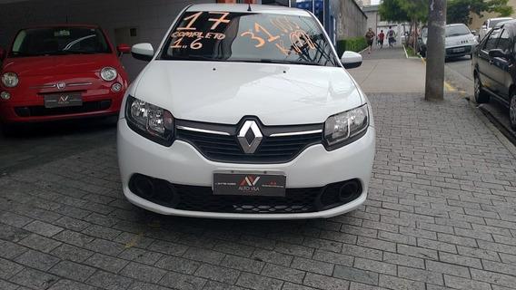 Renault Sandero 2017 1.6 Expression Hi-power 5p