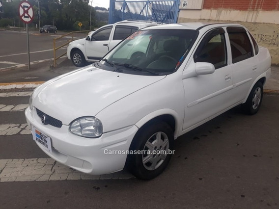 Chevrolet Corsa Sedan 1.0 Wind Milenium 4p 2002