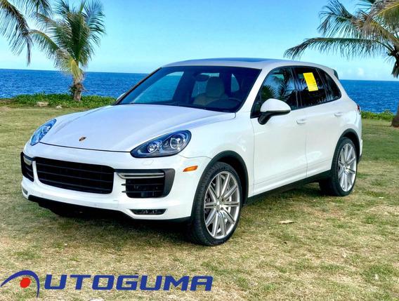 Porsche Cayenne Americana