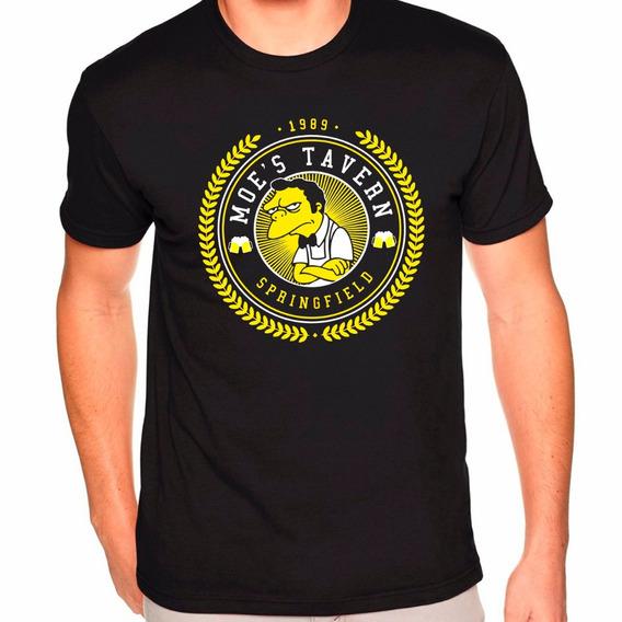 Camisetas Moe
