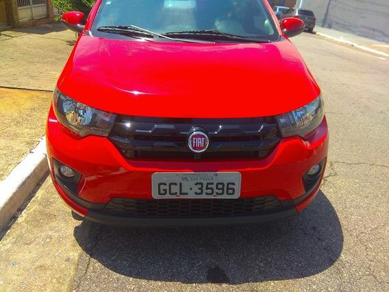 Fiat Mobi 1.0 2018 Drive