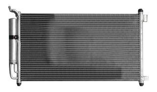 Condensador Nissan Tiida 2007 2008 2009 2010 2011 2012 2013