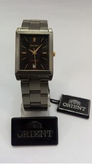 Reloj Hombre Orient Titanium Cunbv003b0. Nuevo. Envío Gratis
