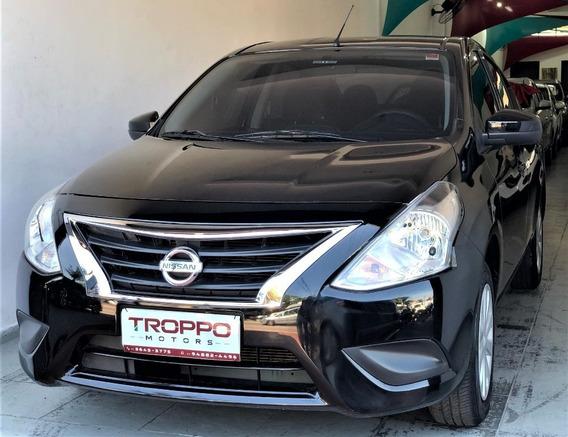Nissan Versa 1.6 S 2019
