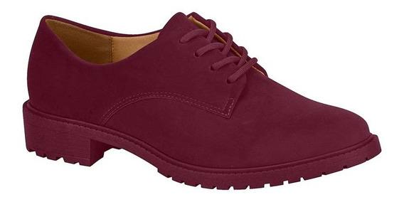 Sapato Feminino Oxford Social Vizzano Original