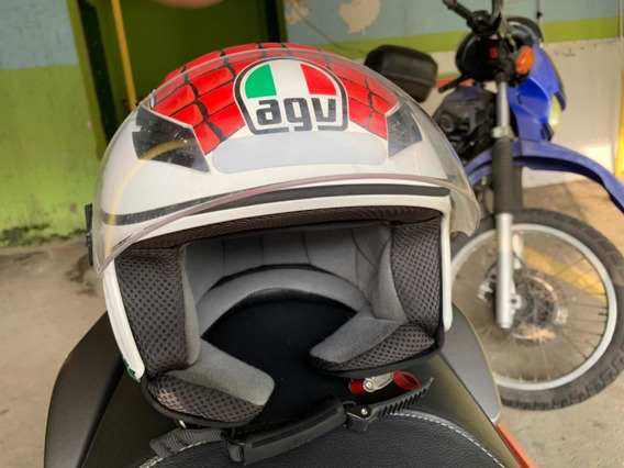 Capacete Agv Blade Valentino Rossi House 58/60