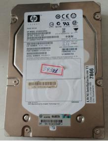 Hd Hp Invent 600gb 15k St3600057ss -usado Testado