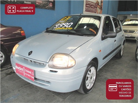 Renault Clio 1.0 Rn 16v Gasolina 4p Manual