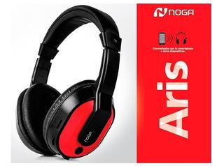 Auriculares Bluetooth Noga Bt410 Inalámbricos (garin)