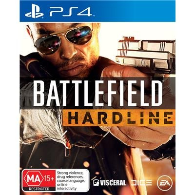 Battlefield Hardline Playstation 4 Original Usado