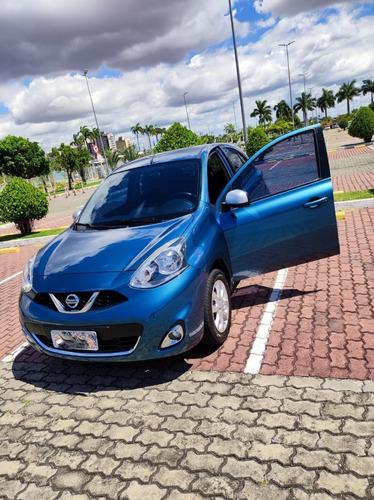 Imagem 1 de 8 de Nissan March 2015 1.6 16v Sv 5p