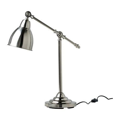 Lámpara Ikea Barometro Niquelada