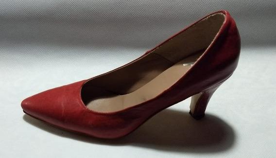 Zapatos Ash Rojos Sin Uso