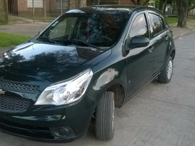Chevrolet Agile 2011 Full