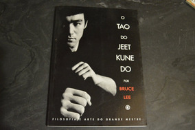 O Tao Do Jeet Kune Do Bruce Lee Livro