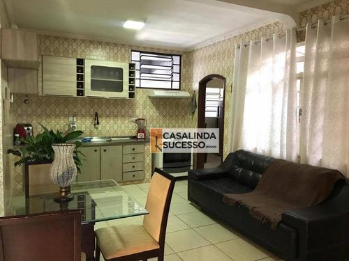 Casa Com 2 Dormitórios À Venda, 187 M² Por R$ 450.000,00 - Vila Furlan - Indaiatuba/sp - Ca6223