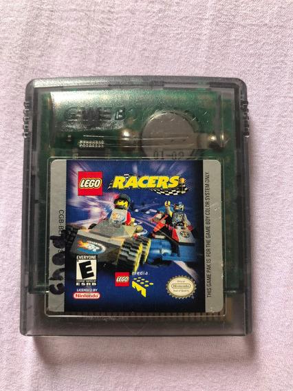 Lego Racers Gbc Game Boy Color Original Americano