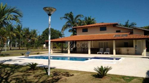 Chácara Com 3 Dormitórios À Venda, 5500 M² Por R$ 1.200.000,00 - Pica-pau-amarelo (zona Rural) - São José Do Rio Preto/sp - Ch0070