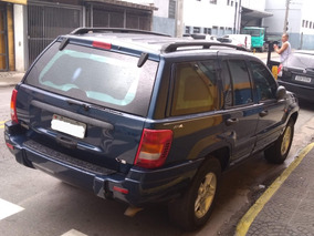 Jeep Grand Cherokee V8 4.7 Limited Track Drive Ii 5p Ano2000