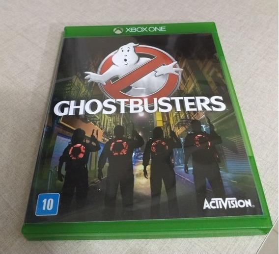 Ghostbusters Xbox One Caça Fantasmas Midia Fisica