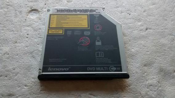 Leitor Ide Cd Dvd Rw Lenovo Uj-852 11s39t2850z1 - 11758