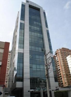 Sala À Venda, 132 M² Por R$ 2.256.580 - Vila Nova Conceição - São Paulo/sp - Sa0229
