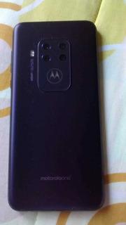 Celular Motorola One Zoom 128gb Violeta