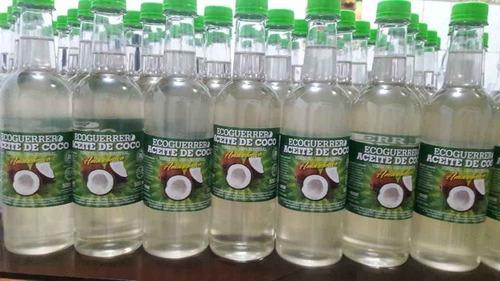 Aceite De Coco Extra Virgen Gran Calidad