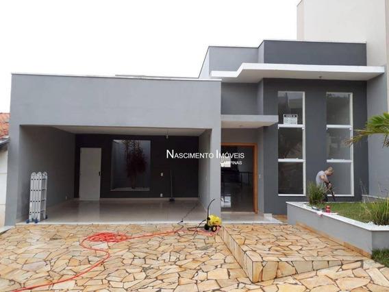 Casa Com 3 Dormitórios À Venda, 226 M² Por R$ 790.000 - Roncáglia - Valinhos/sp - Ca0304