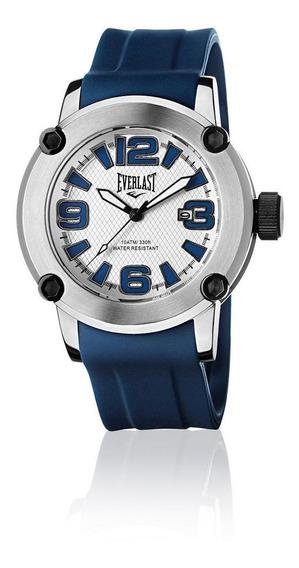 Relógio Pulso Everlast Resistente Aço Unissex E10531