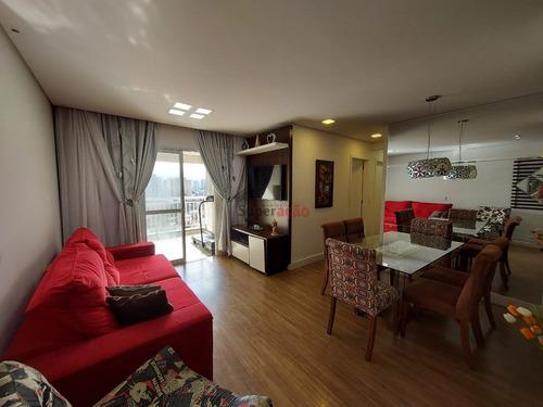 Apartamento - Vila Augusta - Ref: 1838 - V-3638