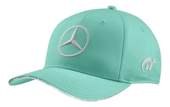 Gorra Lewis Hamilton Mercedes Amg Petronas Belgica F1